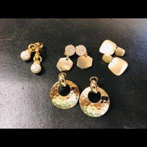 Jewelry - Clip earrings
